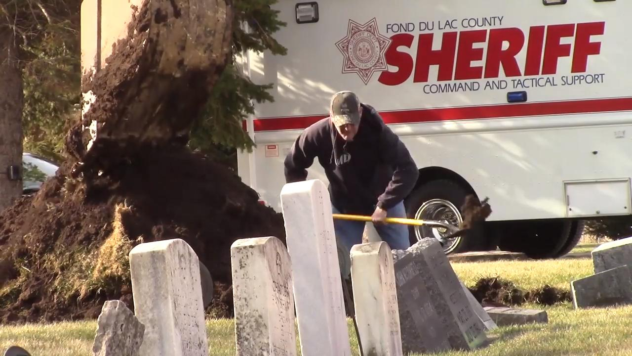 The Fond du Lac County Sheriff's Department exhumed cold case homicide victim Jane Doe to conduct additional DNA testing in hopes of getting new leads in the case.