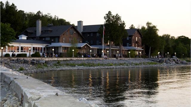 Door County Waterfront Resort, Golf Course For Sale