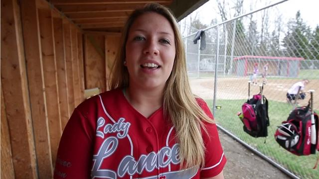Senior Spotlight Q&A with Manitowoc Lutheran softball player Megan Schetter.