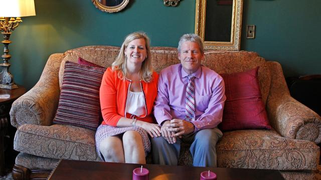 At Home With Michele and Greg Young From Waukesha