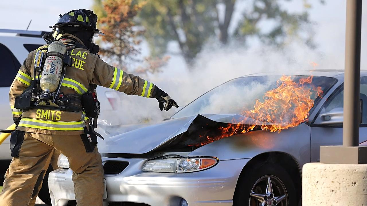 Keith Wendt talks about what it's like being a full-time firefighter for the Fond du Lac Fire/rescue Department.