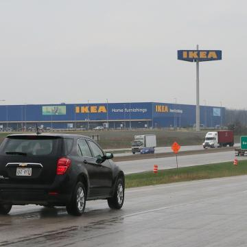 Know these simple traffic details before driving to Ikea.