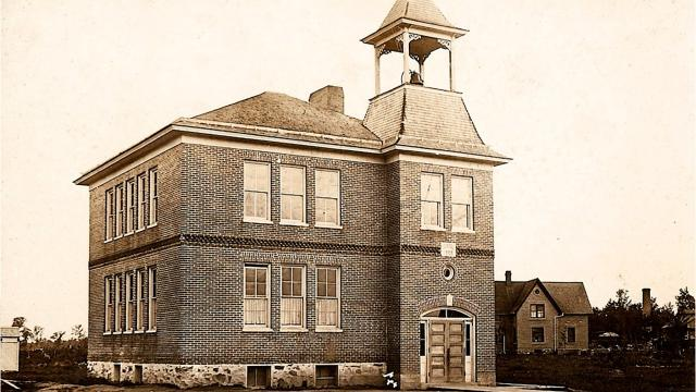 The first Vesper School was built in the eastern part of the village in 1878. The Wisconsin Rapids School Board voted to close the school at the end of the 2017-18 school year.