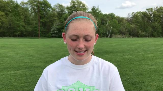 Senior defender Courtney Milkowski is a major reason why SPASH is in a position to dethrone D.C. Everest as the Wisconsin Valley Conference champion in soccer. The Minnesota native give us a glimpse into the person she is off the soccer pitch.