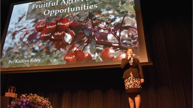 Follow the journey of the top candidates for Alice in Dairyland