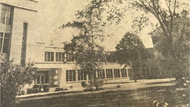 A look at the history of East Junior High School. It started out as Lincoln High School in 1931 and became East Junior High in 1979.