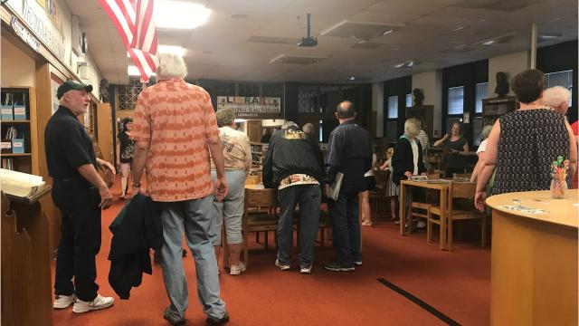 Hundreds of people attended the End of East Community Open House May 30, 2018.