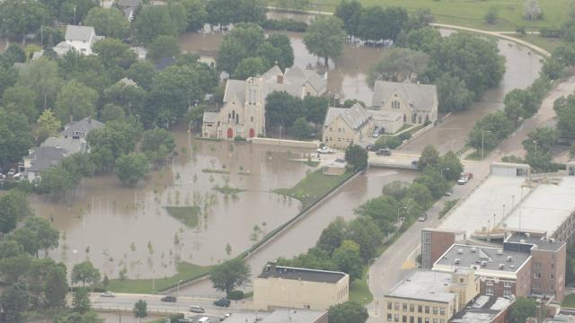 On June 12 and 13, Fond du Lac was among many cities, villages and towns in southern Wisconsin to be hit by extensive rain and flooding.