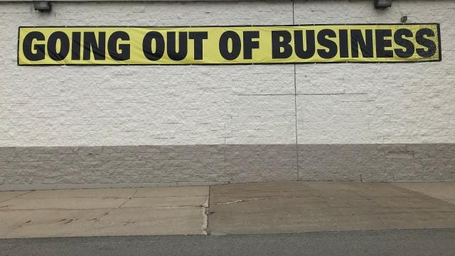The Buzz: A recap of Fox Cities store closures in the first half of 2018. (Maureen Wallenfang/USA TODAY NETWORK-Wisconsin)