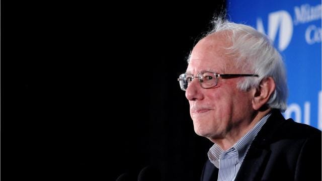 PolitiFact Wisconsin checks a claim by U.S. Sen. Bernie Sanders that three Americans now own more wealth the entire bottom half of the American population combined.