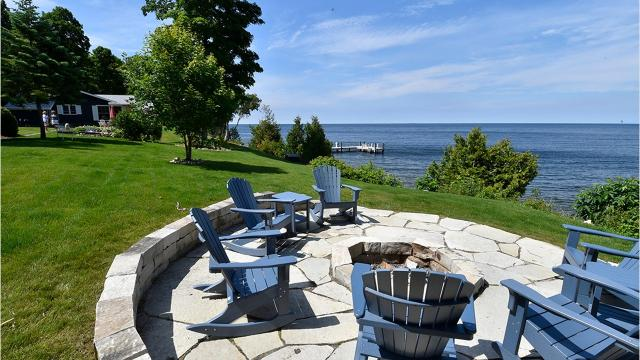 Take a look at the homes, gardens to tour at the 58th Annual Door County House & Garden Walk