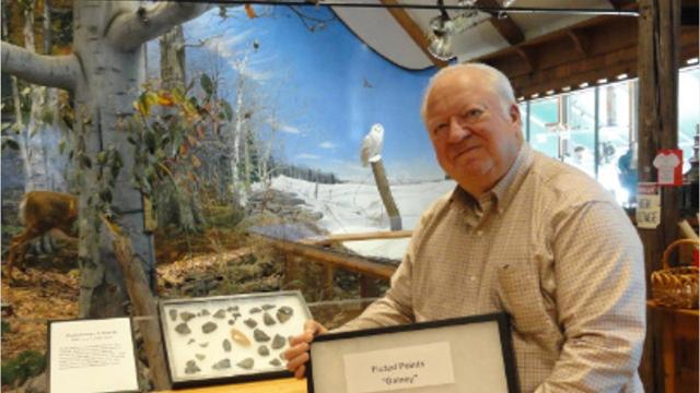 Artifacts from Paleo-Indian archaeology site in Sturgeon Bay go on display