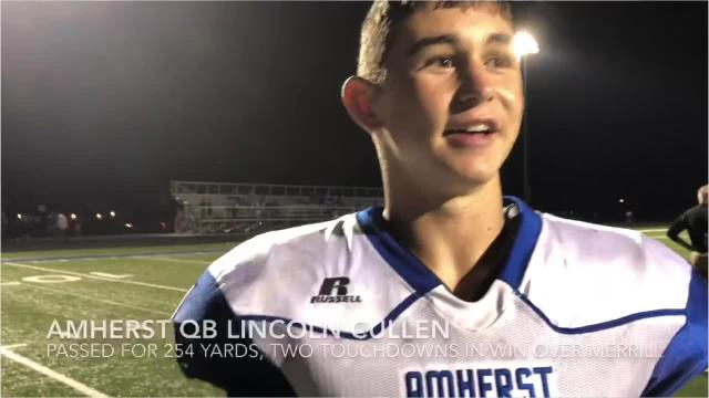 Highlights and interviews from a few of the games on Friday's schedule involving local prep football teams.