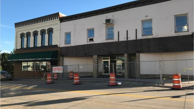 """The Mead Witter Foundation announced Sept. 6 its plans to demolish four buildings on the """"Theater Block"""" in Wisconsin Rapids."""