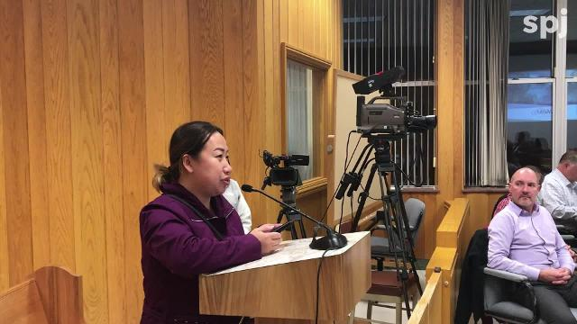 Portage County Supervisor Chai Moua spoke out against institutionalized racism and bias at Monday's Stevens Point City Council in light of a controversy stemming from a post made by Portage County Chief Deputy Daniel Kontos that some criticized as racist.