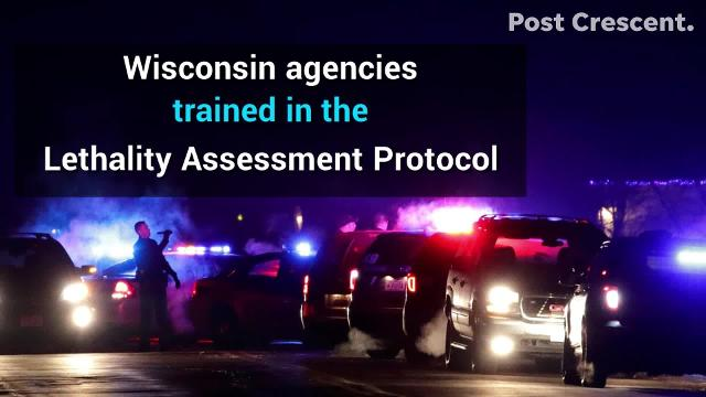 Law enforcement and domestic violence agencies in 22 counties are trained and have implemented the Lethality Assessment Program as of October 2018. (Jen Zettel/USA TODAY NETWORK-Wisconsin)