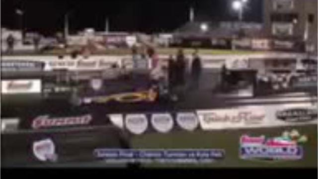 Wisconsin Rapids native Kyla Feit, 14, recently won the IHRA Junior World drag racing championship in Memphis, Tenn. against the best drivers in the world. Feit, who has been racing since she was 10, won seven races to claim to the top prize.