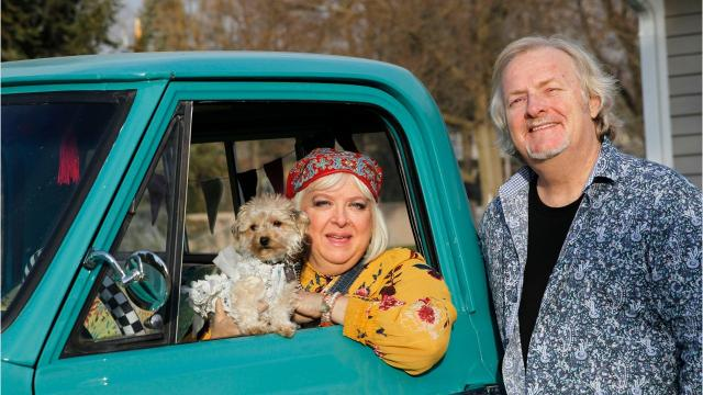 At Home With Bob and Kiki Johanning