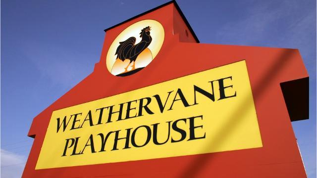 Weathervane Playhouse 2017 season