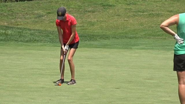 Licking County girls compete in Junior Golf round