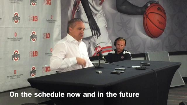 Catching up with OSU basketball coach Chris Holtmann