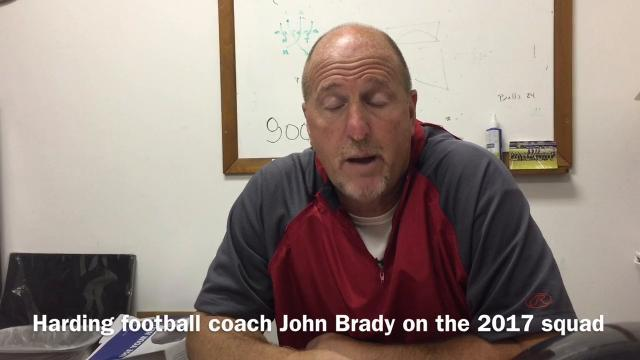 Catching up with John Brady