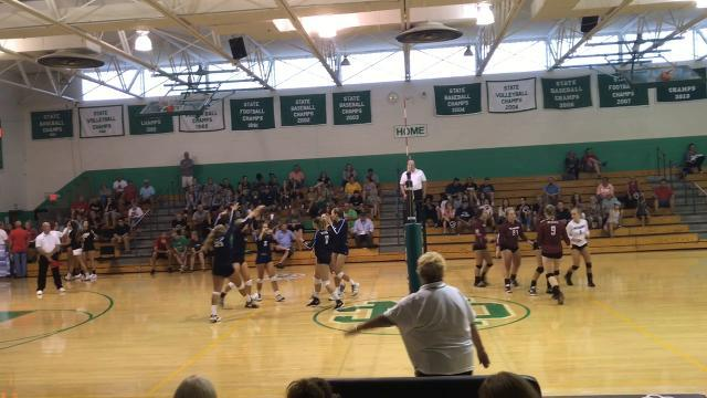 Newark Catholic volleyball hosts preview