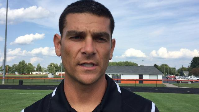 Catching up with North Union football coach Nick Hajjar