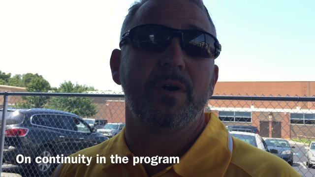 Catching up with BV football coach Matt Stephens