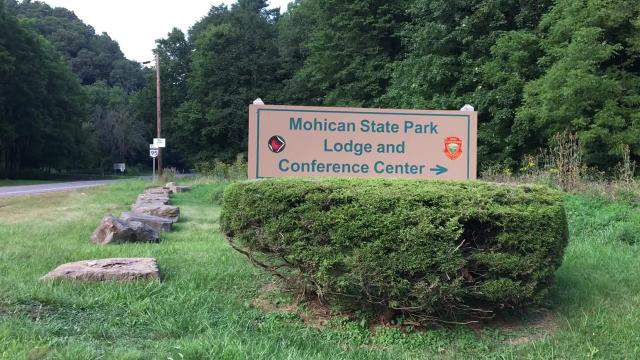 Residents learned the details of the Ohio Division of Forestry's amended draft of its five-year plan for Mohican-Memorial State Forest during a public meeting Monday night.