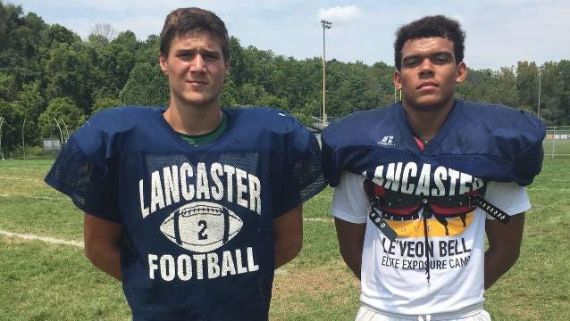 Lancaster co-captains