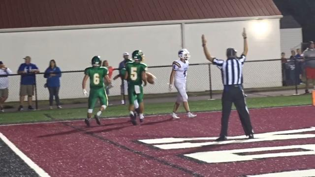 Newark Catholic football drops opener to Maysville