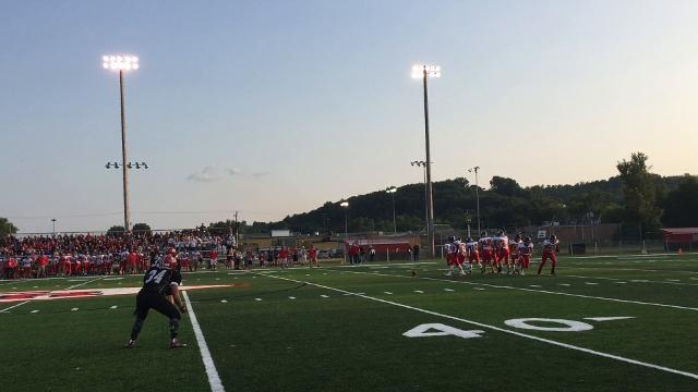 Coshocton Football Season Opener