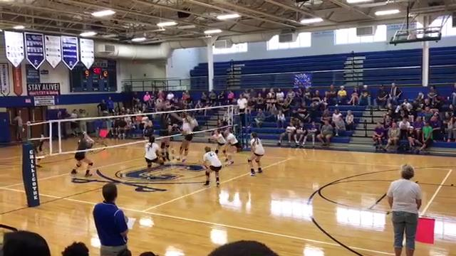 Check out highlights from Unioto's sweep of Chillicothe Saturday morning at Chillicothe High School.