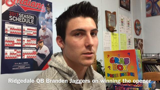 Catching up with Ridgedale QB Branden Jaggers