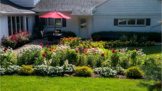 Mansfield Men's Garden Club announced the winners of its 2017 Beautification Awards. Here's a look at each of their gardens.