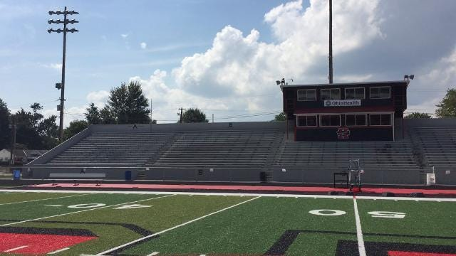 A 360-degree view of Harding Stadium