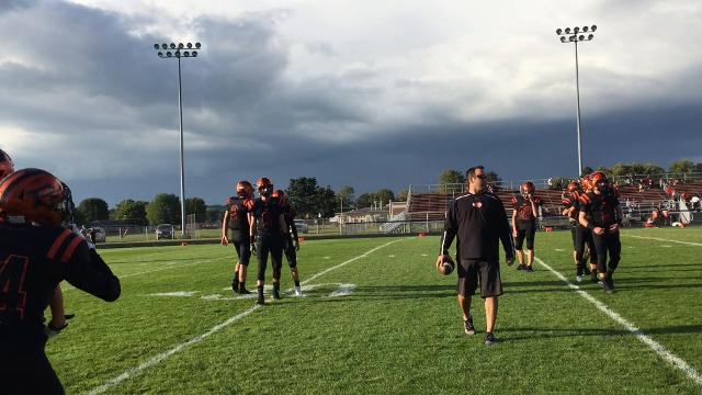 Ridgewood claims renewal of the rivalry against the Coshocton