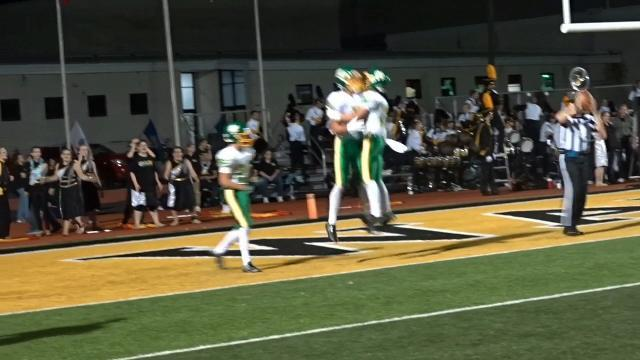 Newark Catholic football rallies for last-minute win