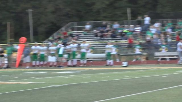 Shroyer sparks Watkins Memorial football
