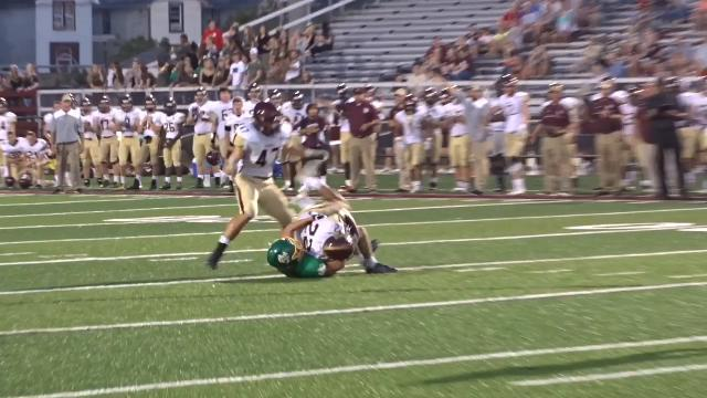 Licking Heights hits on all cylinders in victory against Newark Catholic