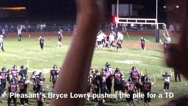 Video: Pleasant comes back to beat Marion Harding