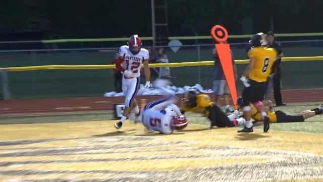 Lewis' TD run gives Licking Valley quick start