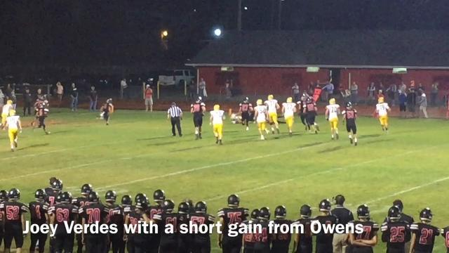 VIDEO: Buckeye Valley at Pleasant football highlights