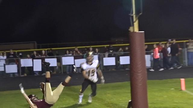 Licking Heights beat Watkins Memorial 17-9 in a game dominated by defense.