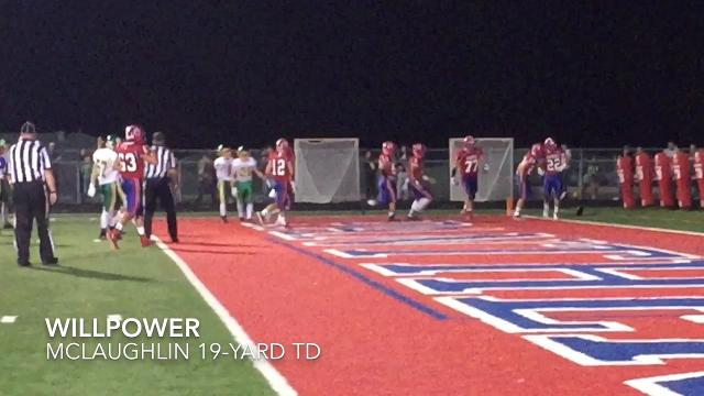 Host Licking Valley outlasted Newark Catholic 48-27 in an LCL crossover game
