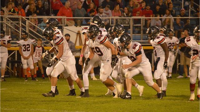 SLIDESHOW: Pleasant at River Valley Friday night