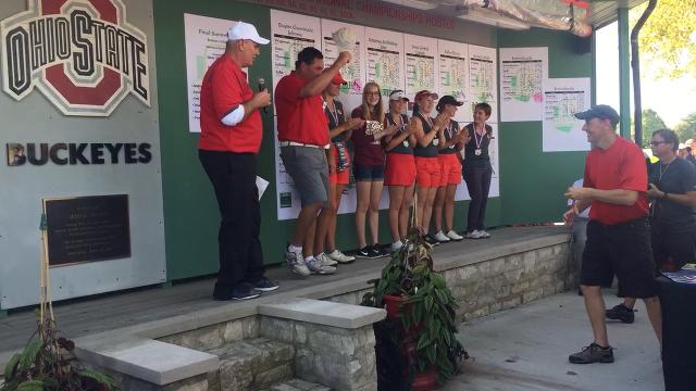 Shelby's golfers receive medals and second-place trophy in Division II golf