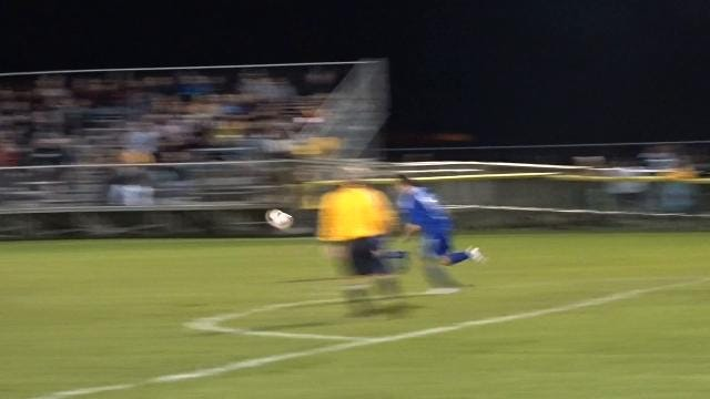 Muhammed Garba scored twice in Watkins Memorial's 4-1 victory against Chillicothe.