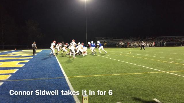 Maysville rolls to a 32-6 win.